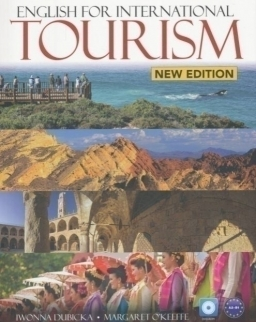 English for International Tourism Pre-Intermediate Coursebook with DVD-ROM - New Edition