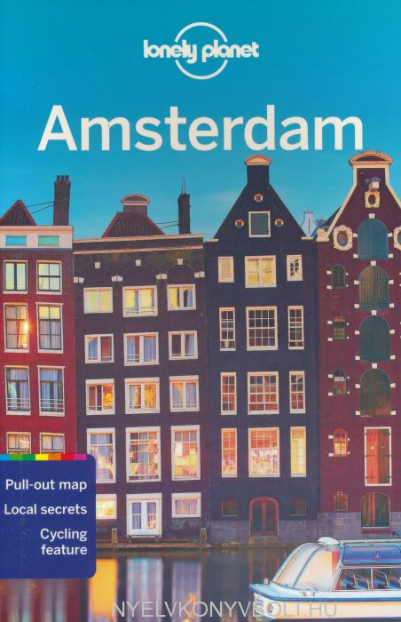 Lonely Planet - Amsterdam Travel Guide (11th Edition)