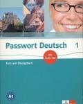 Passwort Deutsch 1 Kurs- und Übungsbuch mit CD