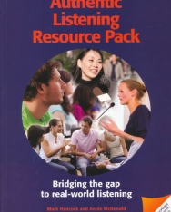 Authentic Listening Resource Pack with DVD-Rom - Bridging the gap to real-world listening