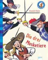 Alexandre Dumas: Die drei Musketiere - Klassiker für Erstleser