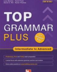 Top Grammar Plus Intermediate to Advanced with Answer Key