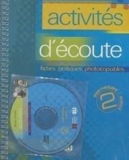 Activités D'Écoute 2 + Audio CD - Photocopiables