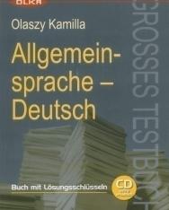 Allgemeinsprache - Deutsch Grosses Testbuch