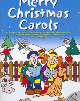Merry Christmas Carols (ének-gitár)  CD-melléklettel