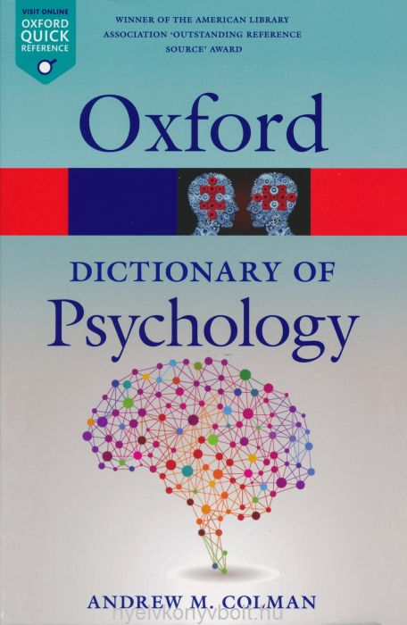 Oxford Dictionary of Psychology Fourth Edition