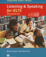 Improve Your Skills Listening & Speaking for IELTS 4.5-6.0 Student's Book with Answer Key & 2 Audio CDs