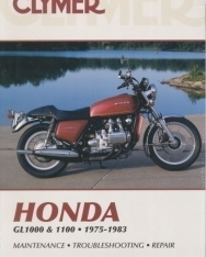 Honda, Gl1000 and 1100 Fours 1975-1983