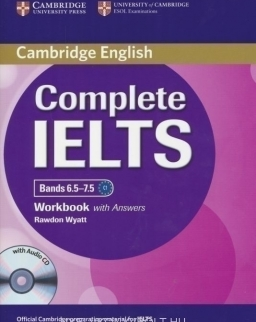 Complete IELTS Bands 6.5-7.5 Workbook with Answers with Audio CDBritish English