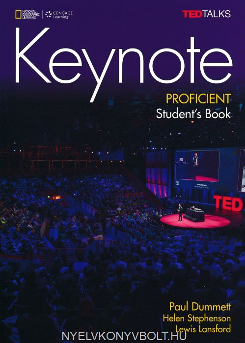 Keynote Proficient Student's Book with Class DVD-Rom