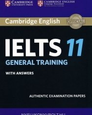 Cambridge IELTS 11 Official Examination Past Papers General Student's Book with Answer