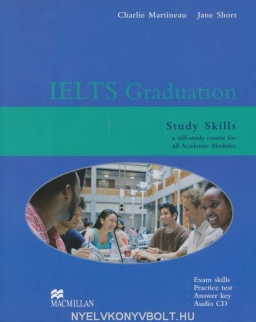 IELTS Graduation Study Skills with Answer Key and Audio CD