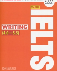 IELTS Starter - Writing 4.0-5.5- Timesaver for Exams (Photocopiable exam practice resources)