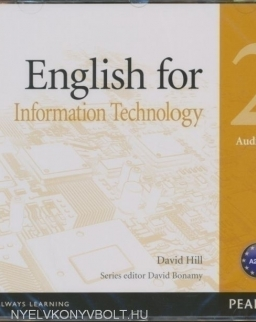 English for Information Technology 2 Audio CD