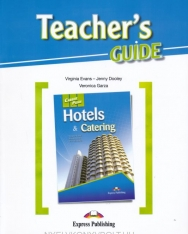 Career Paths - Hotels & Catering Teacher's Guide