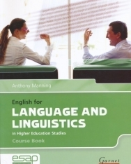 English for Language and Linguistics in Higher Education Studies Course Book with Audio CDs (2)