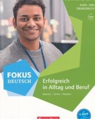 Fokus Deutsch - Erfolgreich in Alltag und Beruf: Vorkurs B1+ mit Audios online