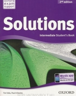 Solutions Intermediate 2nd Edition Student's Book