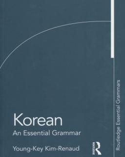 Korean - An Essential Grammar