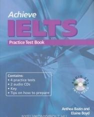 Achieve IELTS Practice Test Book with Audio CDs