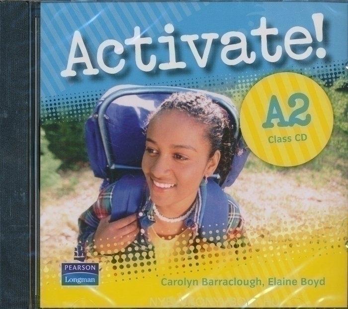 Activate! A2 Class Audio CDs