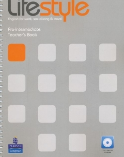 Lifestyle Pre-Intermediate Teacher's Book with Test Master CD-ROM