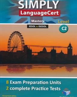 Simply LanguageCert C2 - Mastery Preparation & Practice Tests Teacher's book