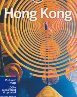 Hong Kong - Lonely Planet Trevel Guide (18th Editon)