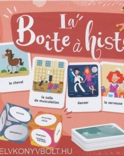 ELI Language Games: La Boîte a Histoires