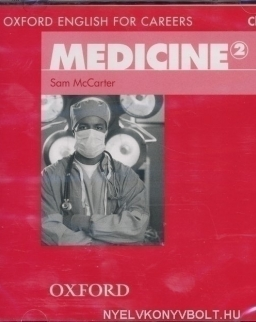 Medicine 2 - Oxford English for Careers Class Audio CD