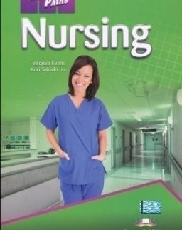 Career Paths - Nursing Student's book