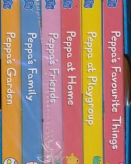 Peppa: Little Library (Board Book)