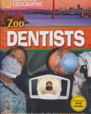 Zoo Dentists with MultiROM - Footprint Reading Library Level B1