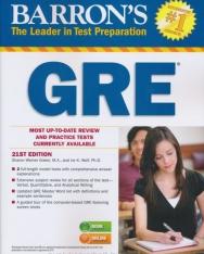 Barron's GRE 21st Edition