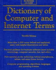 Barron's Dictionary of Computer and Internet Terms