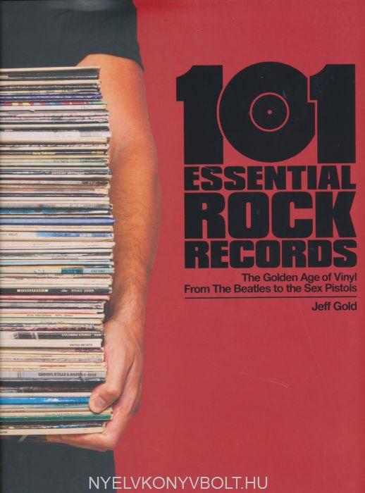 101 Essential Rock Records