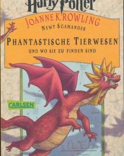 J. K. Rowling: Phantastische Tierwesen und wo sie zu finden sind
