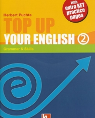 Top Up Your English 2 - Grammar & Skills - with Audio CD