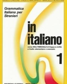 In Italiano 1 - corso multimediale di lingua e civilta a livello elementare e avanzato