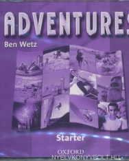 Adventures Starter Class Audio CD