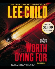 Lee Child: Worth Dying For - Audio Book (5CDs)