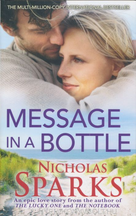 Nicholas Sparks: Message in a Bottle