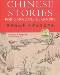 Chinese Stories for Language Learners with MP3 Audio CD