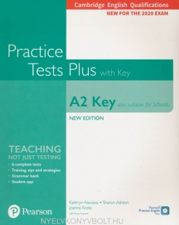 Practice Tests Plus A2 Key - also suitable for Schools - with key (for the 2020 exam specifications)