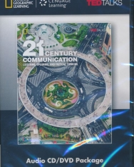 21st Century Communication 4 Audio CD/DVD Package