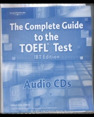 The Complete Guide to the TOEFL Test iBT Edition Audio CDs