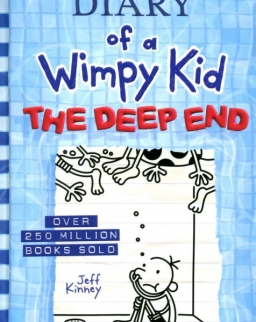 Jeff Kinney: Diary of a Wimpy Kid The Deep End Book 15