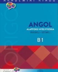 Angol alapfokú nyelvvizsga - írásbeli, szóbeli - B1