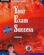 Your Exam Success Workbook - Középszint Audio CD melléklettel -NAT-