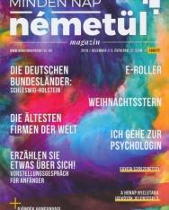 Minden Nap Németül magazin 2019 december